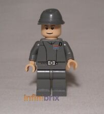 Lego Imperial Officer from Set 7264 Imperial Inspection Star Wars NEW sw114