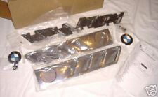 BMW Brand OEM Z3 Genuine CHROME Fender Grilles BRAND NEW