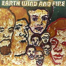 Earth, Wind And Fire SELF TITLED Debut Album 140g EWF New Sealed Vinyl Record LP