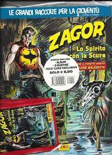 FIGURINE PANINI ZAGOR  - STARTER PACK ( NUOVO - SIGILLATO) + 221  FIGURINE
