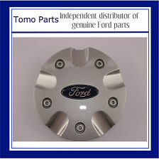 Genuine new ford focus 1998-2005 zetec alloy wheel centre hub cap/trim 1064118