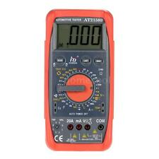 Handheld Automotive Tachometer Meter LCD Display Digital Multimeter HD AT2150B