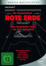 ROJO ERDE completo Serie de TV GESAMTEDITION / GESAMTBOX 7 Caja de DVD Edición