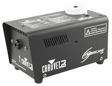 Chauvet DJ Hurricane 700 Fog Machine + Free Fog Fluid - FREE POSTAGE UK only