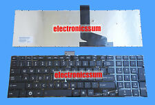 For Toshiba Satellite L850 L850D L855 L855D L870 L870D L875 L875D Keyboard US BK