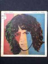 ANDY WARHOL -cover réalisé par Warhol pour vinyl 33T (LP) de BILLY SQUIER 1982