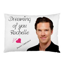 Benedict Cumberbatch Personalized Dreaming of You Bed Pillow case