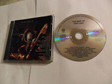 THIN LIZZY - Dedication/The Very Best (CD 1991) GERMANY Pressing