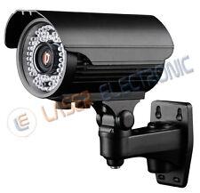 Telecamera CCD SONY EFFIO-E 700TVL WaterProof Night Vision 60M Lente 2.8-12mm