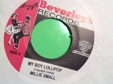 MILLIE - MY BOY LOLLIPOP / SWEET WILLIAM  7""