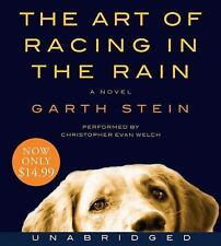 The Art of Racing in the Rain by Garth Stein (2009 CD Unabridged)