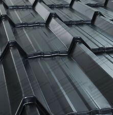TILE EFFECT METAL/STEEL ROOFING SHEETS - POLYESTER PAINTED ROOF SHEETS
