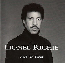 LIONEL RICHIE : BACK TO FRONT / CD - NEU