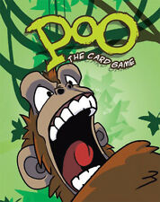 Poo The Card Game 2nd Edition Take It Like A Monkey From Wildthing Games
