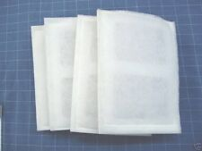 4 pk  EMPTY/Fillable TOP FIN 20 30 40 60 75 Ginger filter cartridges  FREE SHIP