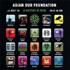 "ASIAN DUB FOUNDATION ""A HISTORY OF NOW"" CD NEU"