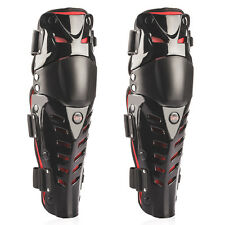 P03 Adult Knee Shin Armor Protector Guard Pads for Bike Motorcycle Motocross New