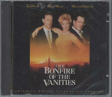 BONFIRE OF THE VANITIES Original Motion Picture  Soundtrack Dave Grusin NEW CD