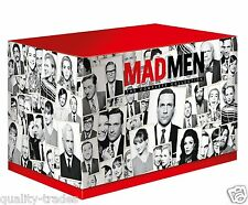 ❏ Mad Men - The Complete Collection Series Seasons 1 - 7 Blu Ray ❏ 1 2 3 4 5 6 7