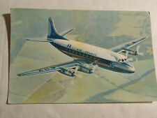 CPSM AIR FRANCE VICKERS VISCOUNT