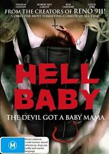 Hell Baby DVD NEW