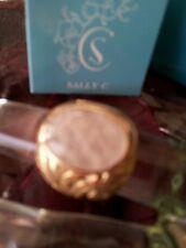Sally C Treasures Rose Quartz Filigree Designed, Dome style Ring Sz 7
