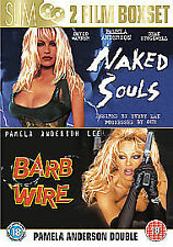 Naked Souls/Barb Wire (DVD, 2006, 2-Disc Set)