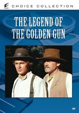 LEGEND OF THE GOLDEN GUN (1979 Hal Holbrook) - Region Free DVD - Sealed