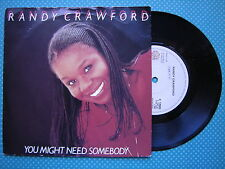 Randy Crawford - You Might Need Somebody / You Bring The Sun Out, K17803 Ex
