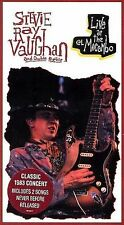 Stevie Ray Vaughan - Live at the El Mocambo [VHS] Jack Hedley, David Hopkins (V