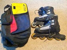 Used But in good condition ULTRA WHEELS ROLLERBLADES, and carry bag. Men's 11
