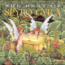 The Best of Spyro Gyra: The First Ten Years by Spyro Gyra (CD, Nov-1997,...