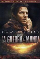 DVD con celophan LA GUERRA DEI MONDI (2 DVD) con Tom Cruise