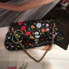 GUCCI Tasche bag sag TASCA BOLSILLO BLACK TOM FORD HORSEBIT CLUTCH POCHETTE