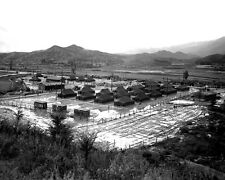 New 8x10 Korean War - Conflict Photo: 3rd ROK Mobile Army Surgical Hospital