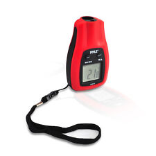 New Pyle PMIR15 Mini Infrared Thermometer with Laser Pointer