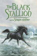 The Black Stallion and the Shape-shifter-ExLibrary