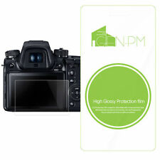 GENPM High Glossy leica M9-P camera screen protector eyes Protection film 2pcs