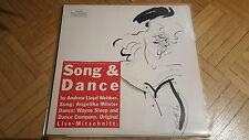 Andrew Lloyd Webber/ Angelika Milster - Song & dance 2 x Vinyl LP Germany