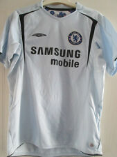 Chelsea 2005-2006 Away Football Shirt Size Large boys /34995