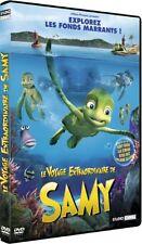 """DVD """"LE VOYAGE EXTRAORDINAIRE DE SAMMY""""  neuf sous blister"""