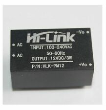 Hi-link HLK-PM12 AC-DC 100-240V to 12V DC/3W Buck Step Down Power Supply Module