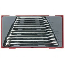 Teng tools super promotion 12 pièce combinaison spanner wrench set in case