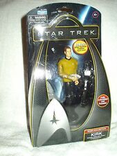 Action Figure Star Trek 2009 Movie Warp Collection Kirk 6 inch silver belt pouch