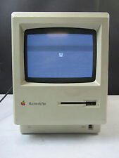 Apple Macintosh Plus 1MB Model: M0001A