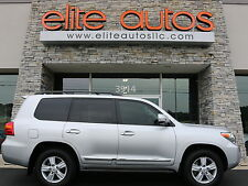 Toyota: Land Cruiser 4dr 4WD (GS)