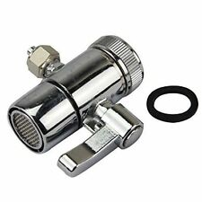 Diverter valve for counter top Water Filters Faucet Adapter(one Units) NEW