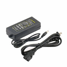 12V 5A 5.5mm 2.5mm 2.1mm AC DC Power Adapter For LED Strip Wireless Router @*