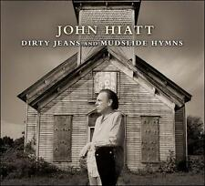 JOHN HIATT - Dirty Jeans & Mudslide Hymns (Deluxe Edition CD/DVD, New West) MINT