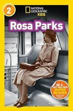 Rosa Parks by Kitson Jazynka NEW Paperback National Geographic Reader Level 2